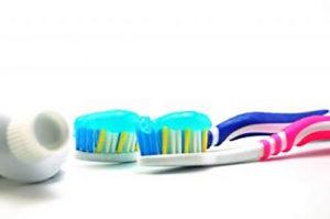 Aplicable en la pasta dental